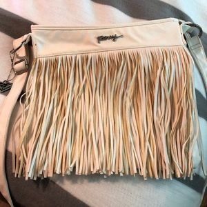 Roxy Fringe crossbody Bag